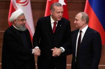 Tehran Making Efforts to Host Russia-Turkey-Iran Summit on Idlib - Foreign Ministry