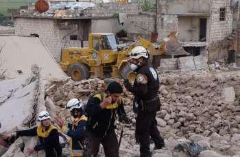 European Commission Calls for Ceasing Hostilities in Syria's Idlib