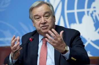 UN Secretary-General to Address Escalation in Syria's Idlib Friday Afternoon - Spokesman