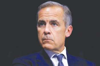 Bank of England Governor Says Coronavirus Disease Leading to Economic Challenges in UK