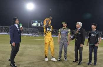 Zalmi down Qalandars in rain curtailed match
