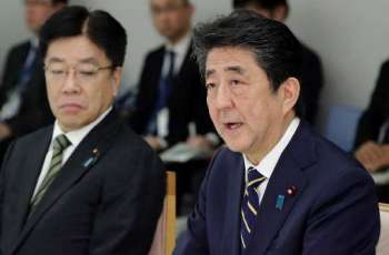 Abe Says to Do Everything to Stop Spread of COVID-19 in Japan in Next Two Weeks