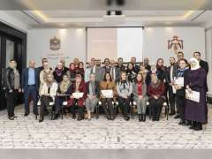 برنامج  لتدريب أكثر من 120 من موظفي فرق الاتصال في الحكومة الأردنية
