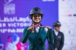 UAE and Jordan dominate AWST 2020 showjumping contests