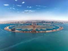 """""""نخيل"""" تستعد لاستضافة أفضل الدراجين العالميين على هامش طواف الإمارات 2020"""