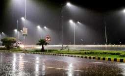 Islamabad, Rawalpindi receive intermittent rain