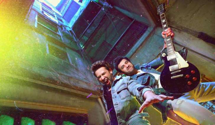 Pakistani Band Soch's Music featured in Bollywoord action-thriller 'Malang'