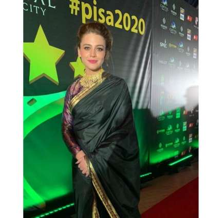 Zara Noor Abbas expresses her thoughts about PISA 2020 in Dubai