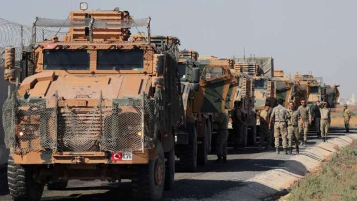 Turkish Troops Moving Rocket Artillery Systems to Idlib - Reports