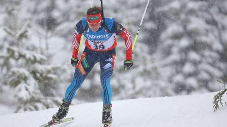 Russian Biathletes Ustyugov, Sleptsova Disqualified for 2 Years Over Doping - IBU