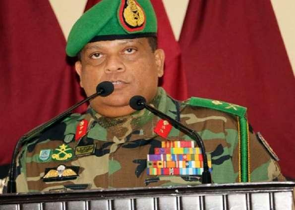 الولایات المتحدة تدرج قائد الجیش السریلانکي علي القائمة السوداء بسبب انتھاکات لحقوق الانسان