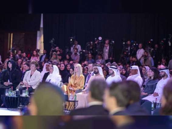 Mohammed bin Rashid praises Emirati women's achievements
