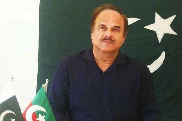 Naeemul Haque' funeral prayer offered in Karachi