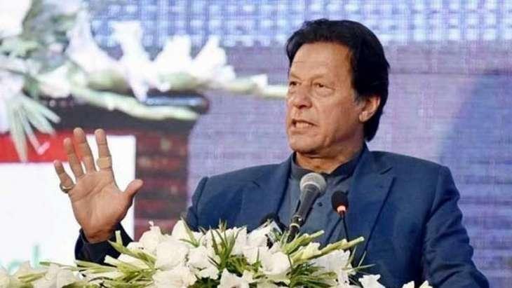 No terrorist safe havens in Pakistan: PM Imran Khan