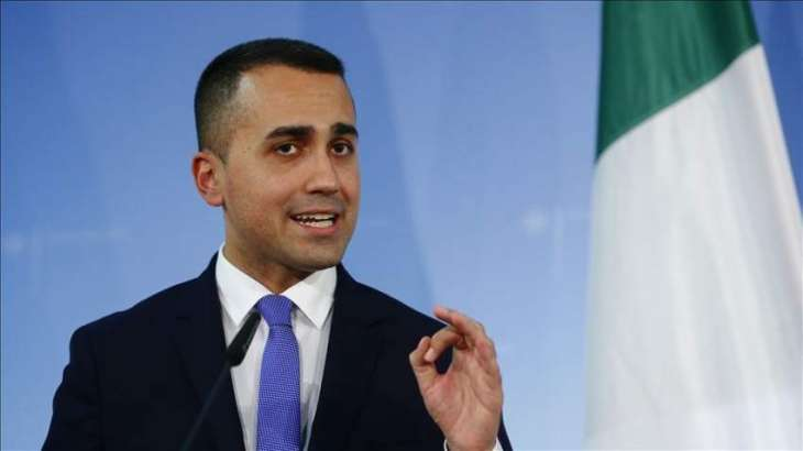 Italian Foreign Minister Calls For Air Patrols to Enforce Arms Embargo on Libya