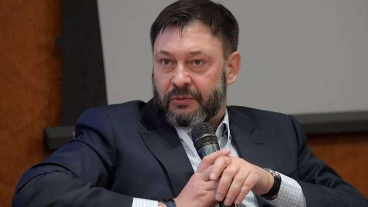 Vyshinsky Joins Protests Demanding Release of 2 Russian Sociologists in Libya