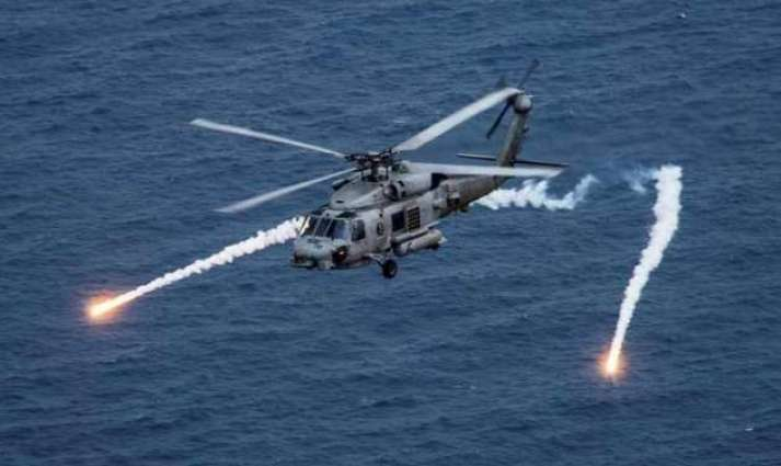 Indian Government Clears Purchase of 24 Naval Helicopters From US - Reports