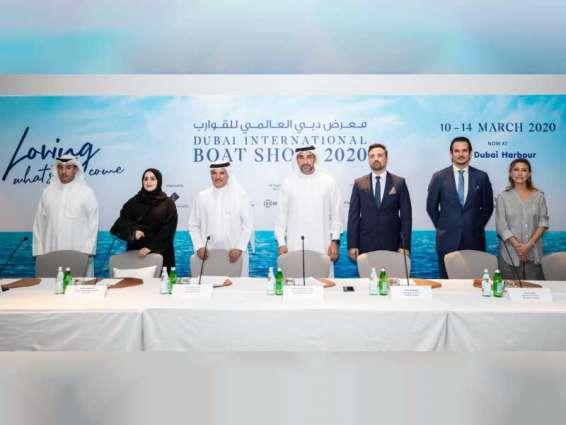 Dubai International Boat Show charts maritime course for 2020s