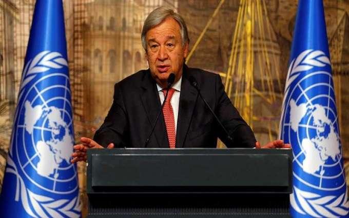 باکستان ترحب بعرض الأمین العام لأمم المتحدة للوساطة بشأن قضیة کشمیر المحتلة