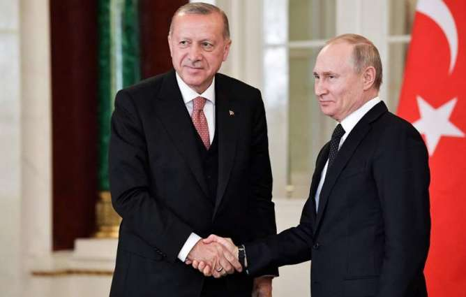 Putin, Erdogan Stress Importance of Implementation of Berlin Conference Decisions on Libya