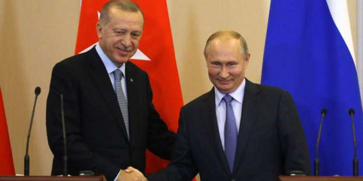 Putin Expresses to Erdogan Concerns Over Extremists' Aggression in Syria's Idlib - Kremlin