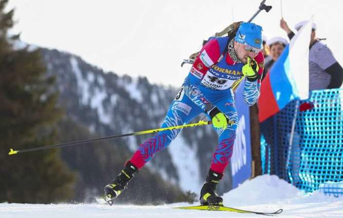 Russian Diplomats Checking Reports on Searches of Biathletes Amid Championships in Italy