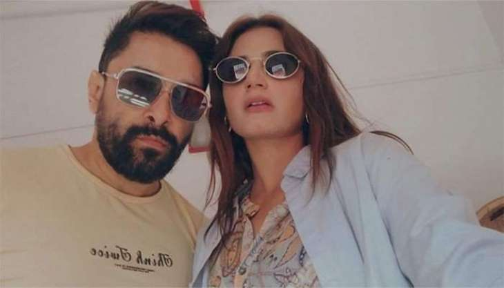 Hira Mani pens down heartfelt note for husband