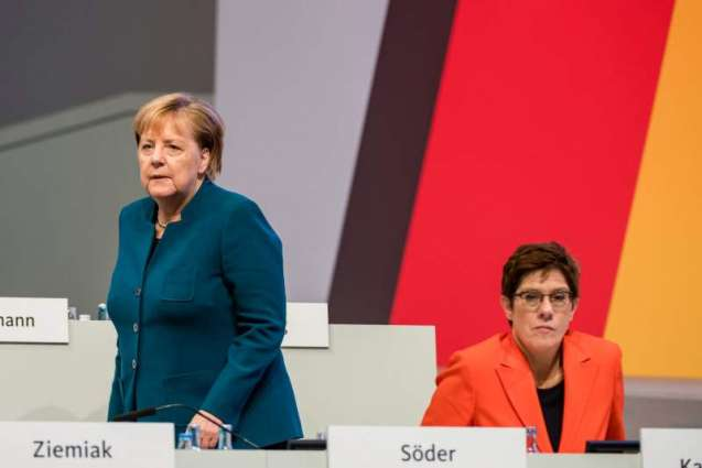 Merkel's Christian Democratic Union May Choose New Leader on April 25 or May 9 - Reports