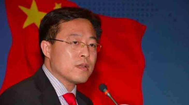 Lijian Zhao becomes new spokesman of China's Foreign Ministry