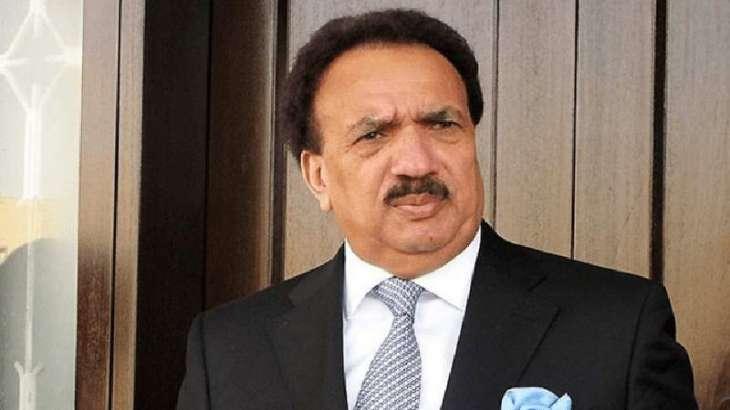 Shocked to see US President Donald Trump visit Gujrat, says Rehman Malik
