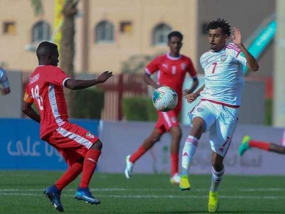 أبيض الشباب يهزم منتخب السودان في ختام مشاركته بكأس العرب