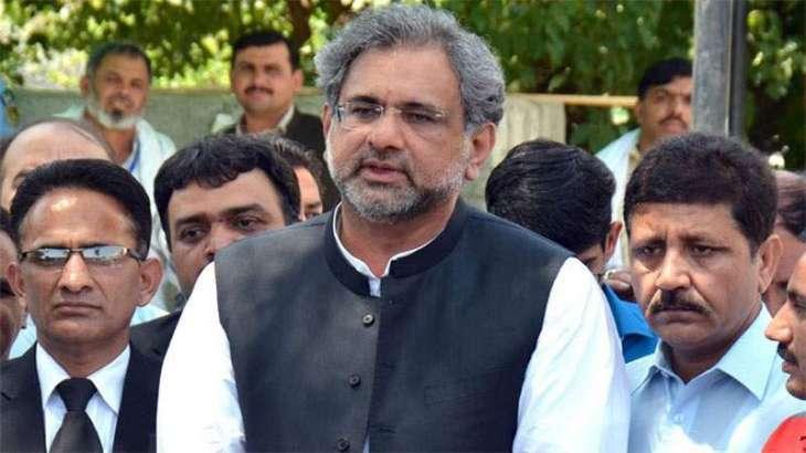 IHC grants bail to Shahid Khaqan Abbassi in LNG case