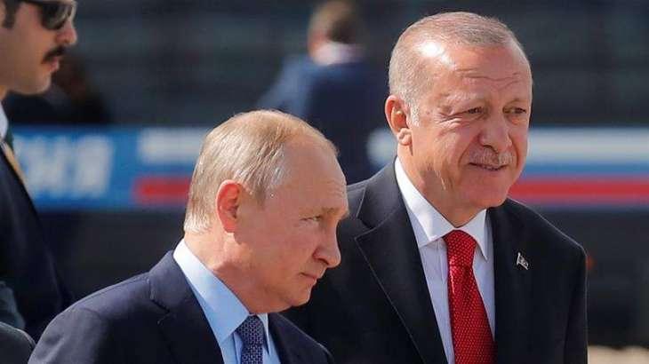Kremlin Yet to Negotiate Putin-Erdogan Meeting on Idlib, But Multilateral Talks on Agenda