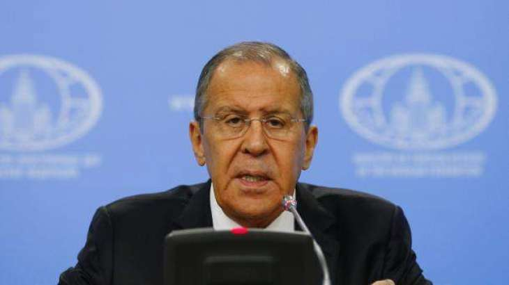 Lavrov Sees Upcoming Meeting of Joint Commission of JCPOA as Chance to Stop Escalation