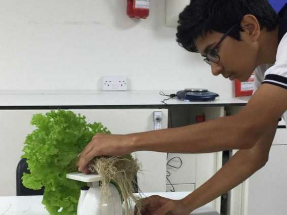 UAE school students to learn about food sustainability