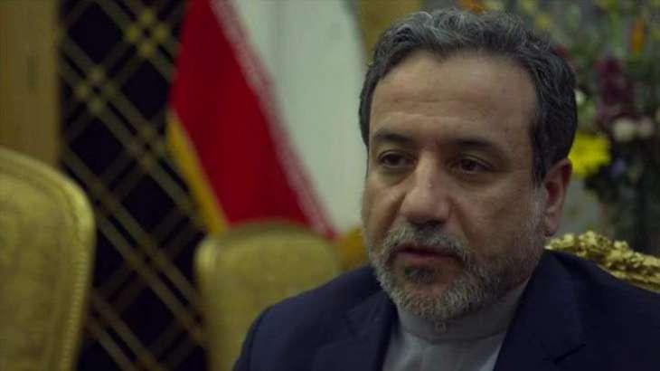 Iranian Economy Functions Normally Despite Decrease in Oil Export - Araghchi
