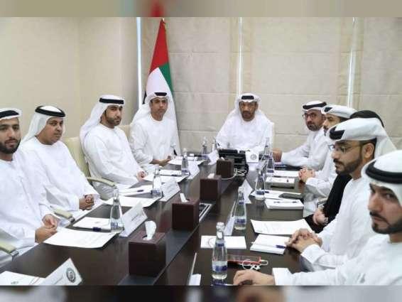 اللجنة العليا لاسبوع أبوظبي للجوجيتسو تبحث آخر استعداداتها للحدث العالمي الكبير