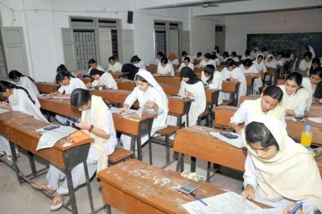 50 students facilitated in annual exam in school in Murree