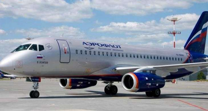 Aeroflot SSJ-100 Makes Safe Emergency Landing in Moscow - Russian Emergency Services