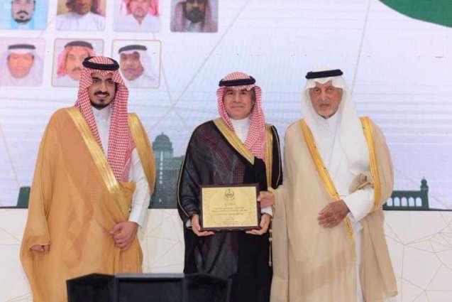 سمو الأمير خالد الفيصل يشهد الحفل السنوي لمنسوبي إمارة منطقة مكة المكرمة