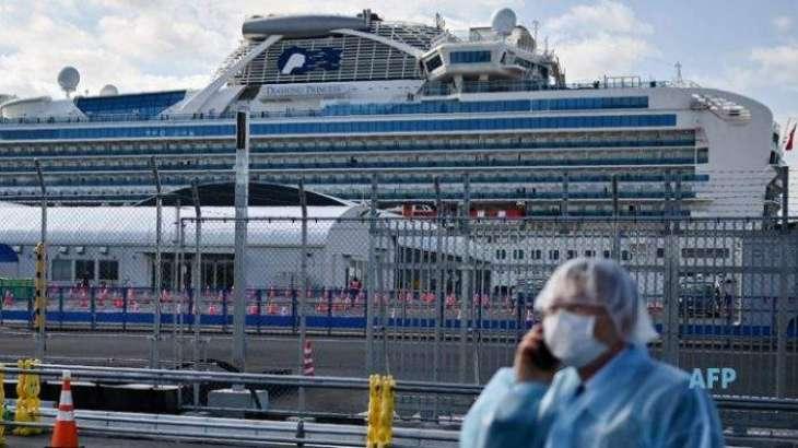 India Evacuates 124 People From Diamond Princess Ship - Foreign Ministry