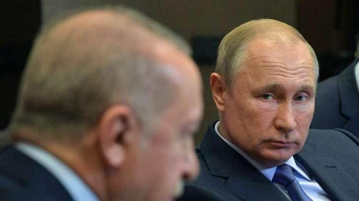 Putin Not Currently Planning Talks With Erdogan in Istanbul on March 5 - Kremlin