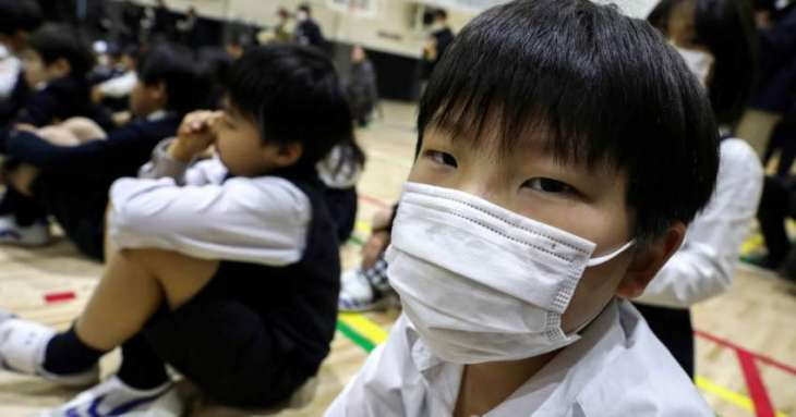 Abe Requests Temporary Closure of All Schools in Japan to Protect Children From COVID-19