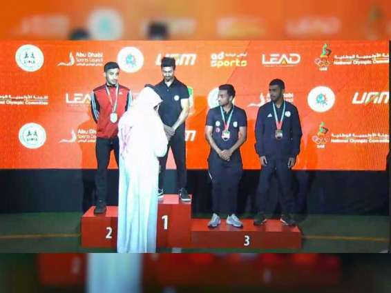 """6 ميداليات لشرطة أبوظبي في بطولة الإمارات لـ""""المواي تاي"""""""