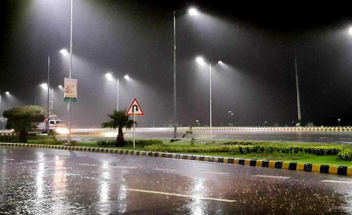 Islamabad, Rawalpindi receive intermittent rain