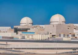UAE becomes first peaceful nuclear operating nation in Arab world