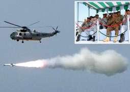 Pakistan Navy's major maritime exercise SEASPARK-20