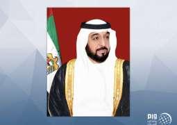 رئيس الدولة يصدر مرسوما بتعيين مدير عام للهيئة العامة للمعاشات والتأمينات الاجتماعية