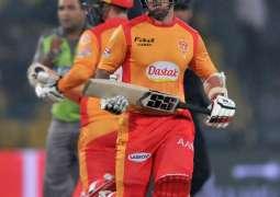 Islamabad United beat Lahore Qalandars by 71 runs