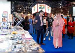 Middle East Film and Comic Con 2020 opens in Dubai